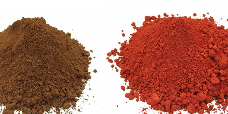 ベンガラ塗料の特徴とメリット・デメリット