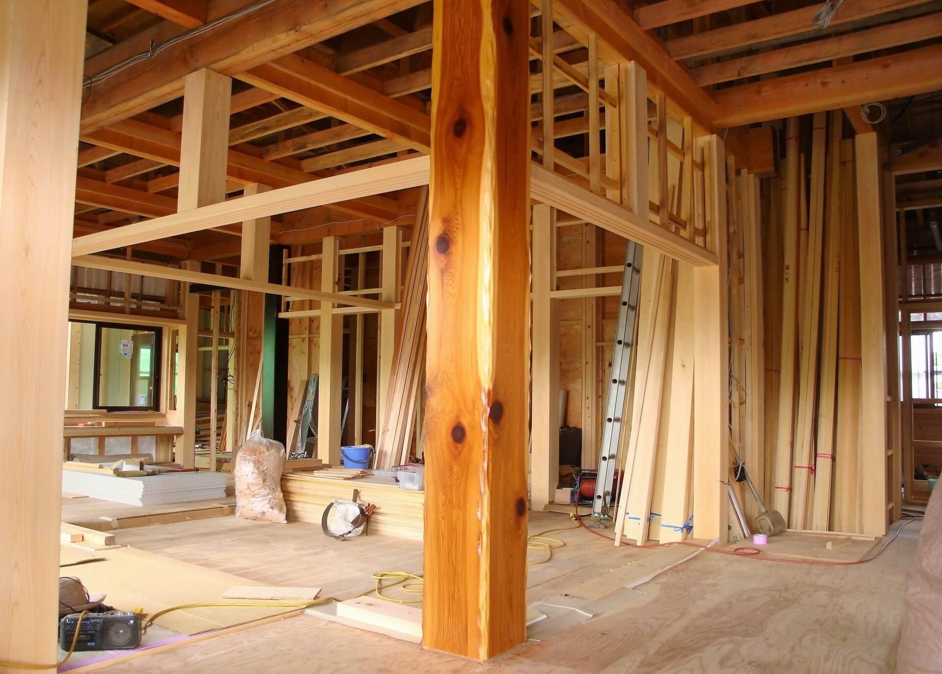 木造住宅は火災に強い?自然素材の特徴と合わせて紹介