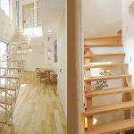 階段の種類と特徴について解説します