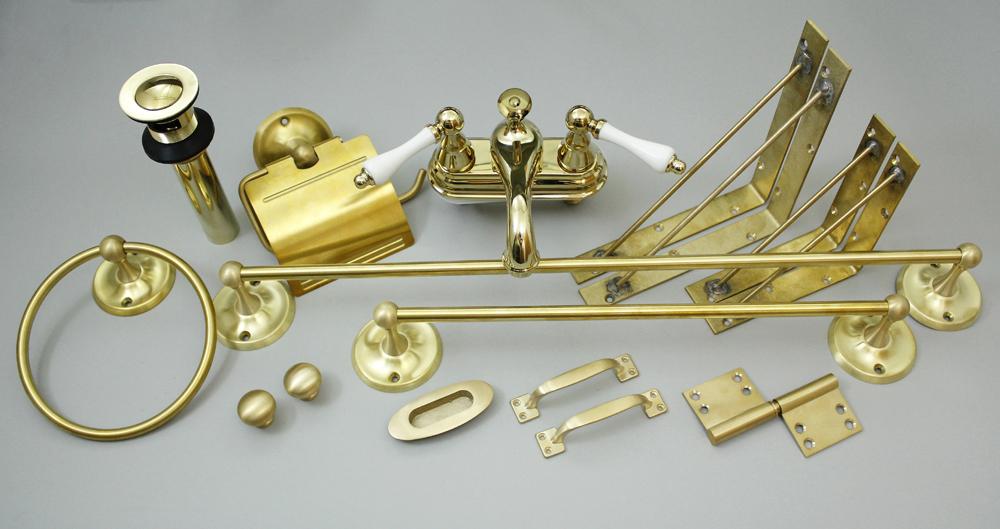ドアノブや取手などに使われる真鍮ってどんな素材?