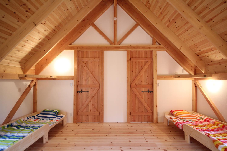 屋根裏部屋の活用方法と造る際の注意点